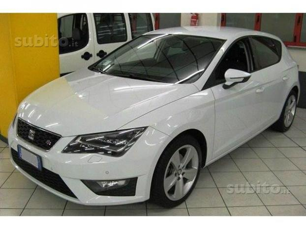 sold seat leon fr 2 0 tdi 150 cv 5 used cars for sale autouncle. Black Bedroom Furniture Sets. Home Design Ideas