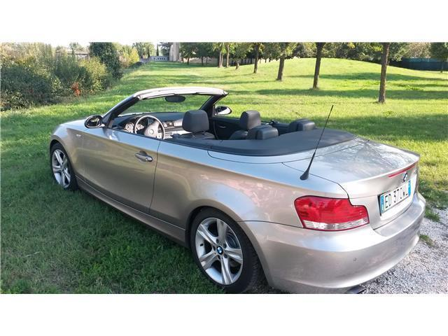 sold bmw 120 cabriolet serie 1 cab used cars for sale autouncle. Black Bedroom Furniture Sets. Home Design Ideas