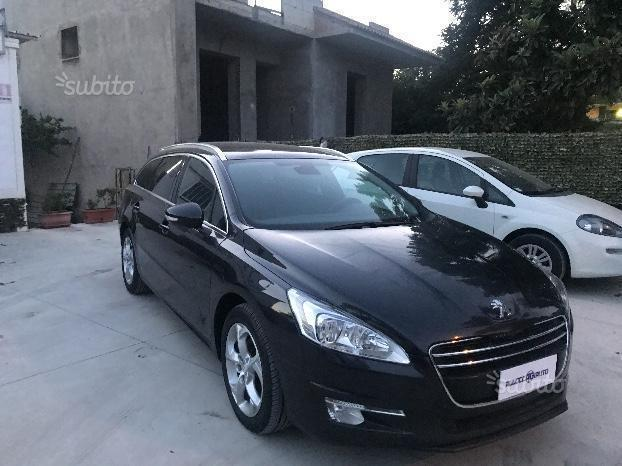 sold peugeot 508 2 0 hdi 163 cv sw used cars for sale autouncle. Black Bedroom Furniture Sets. Home Design Ideas