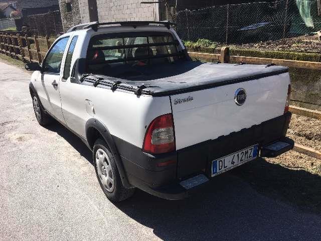 sold fiat strada 1 3 mjt pick up c used cars for sale. Black Bedroom Furniture Sets. Home Design Ideas
