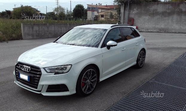sold audi s3 sportback pronta cons used cars for sale autouncle. Black Bedroom Furniture Sets. Home Design Ideas