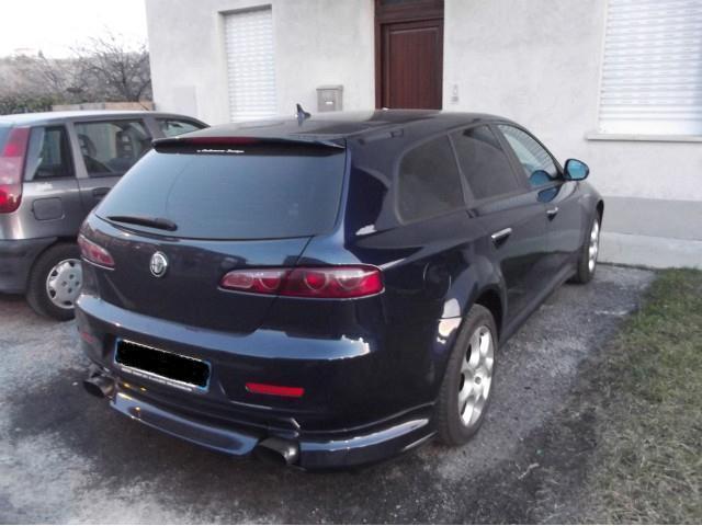 sold alfa romeo 159 1 9 jtdm 16v s used cars for sale. Black Bedroom Furniture Sets. Home Design Ideas