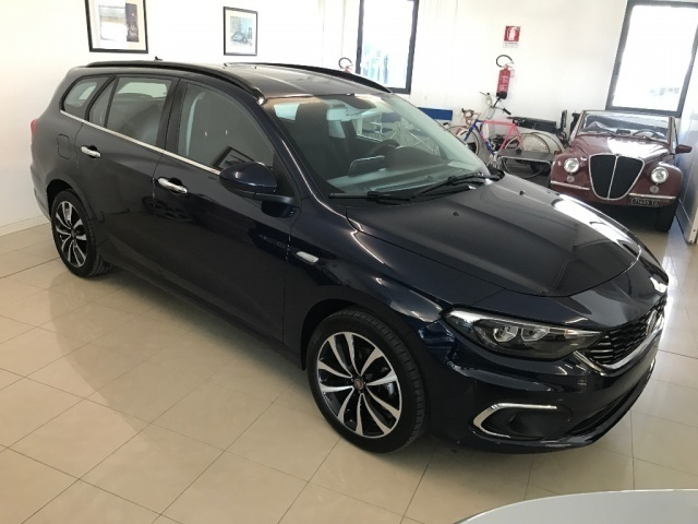 sold fiat tipo 1 6 mjt s s sw loun used cars for sale. Black Bedroom Furniture Sets. Home Design Ideas
