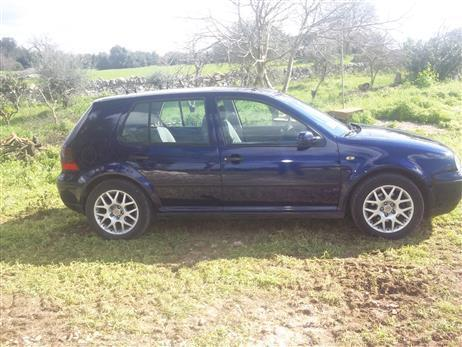 usato golf 1 9 tdi 90 cv cat 5 porte anno 1999 vw golf iv 1999 km in martina franca. Black Bedroom Furniture Sets. Home Design Ideas