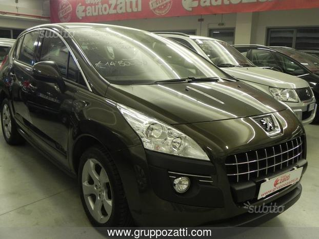 sold peugeot 3008 3008 1 6 e hdi 1 used cars for sale autouncle. Black Bedroom Furniture Sets. Home Design Ideas