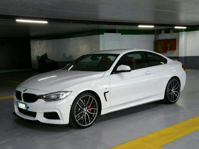 sold bmw 435 serie 4 coup xdrive used cars for sale. Black Bedroom Furniture Sets. Home Design Ideas