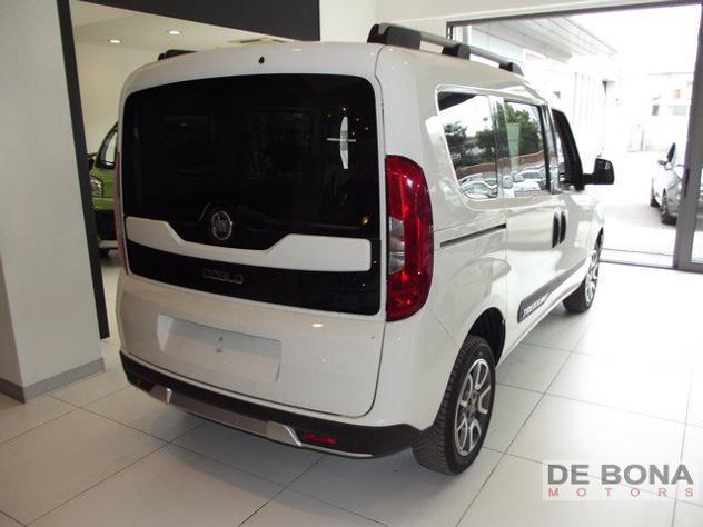 venduto fiat dobl 1 6 mjt 16v 120cv auto usate in vendita. Black Bedroom Furniture Sets. Home Design Ideas