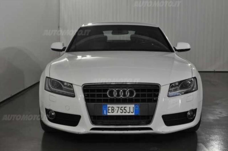 Audi a5 20 tdi usata perugia