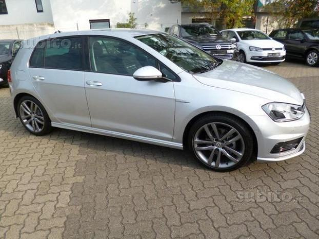 sold vw golf vii 2 0 tdi cup r line used cars for sale autouncle. Black Bedroom Furniture Sets. Home Design Ideas