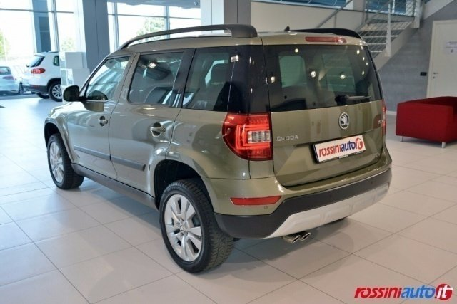 sold skoda yeti outdoor 2 0 tdi 17 used cars for sale. Black Bedroom Furniture Sets. Home Design Ideas