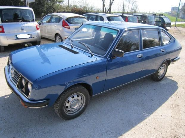 sold lancia beta berlina 1 4 i se used cars for sale autouncle. Black Bedroom Furniture Sets. Home Design Ideas