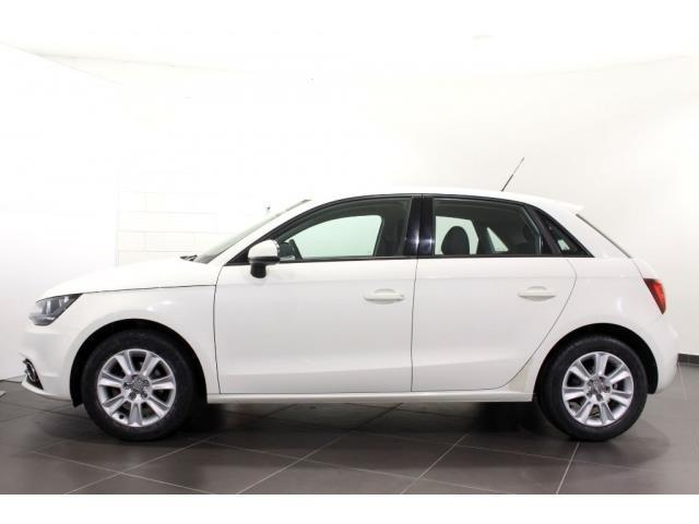 gebraucht Audi A1 SPB 1.6 TDI Attraction