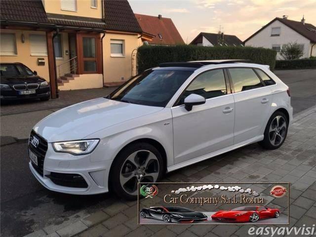 Audi a3 sportback usata prezzo