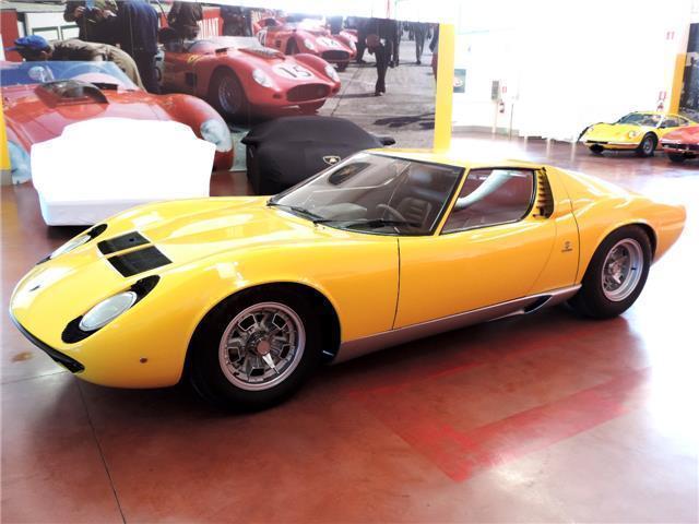Sold Lamborghini Miura P400 Used Cars For Sale Autouncle