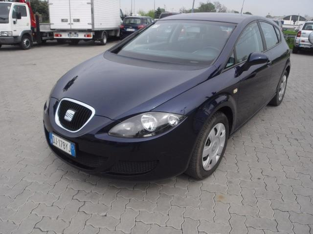 Sold Seat Leon 1 6 Stylance Used Cars For Sale Autouncle