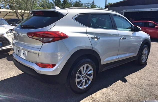 sold hyundai tucson 1 7 crdi dct x used cars for sale. Black Bedroom Furniture Sets. Home Design Ideas