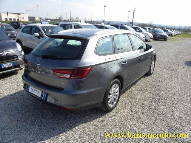 usato 1 6 tdi 105 cv st style seat leon st 2014 km in pozzuoli. Black Bedroom Furniture Sets. Home Design Ideas