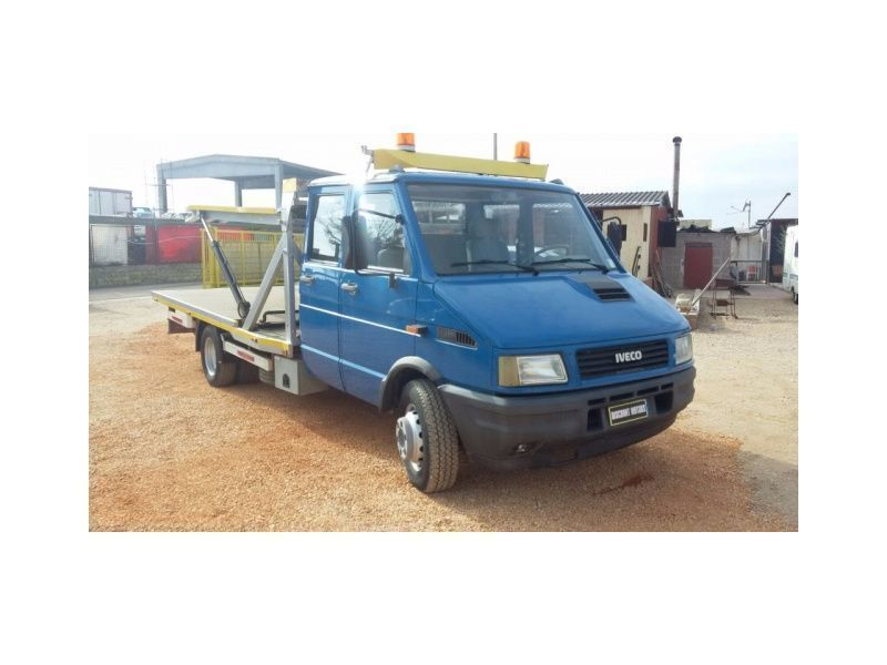 Sold iveco daily porta 2 aut used cars for sale - Auto usate porta portese ...