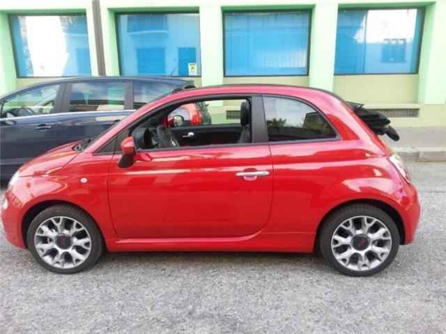 sold fiat 500c c 0 9 twinair turbo used cars for sale. Black Bedroom Furniture Sets. Home Design Ideas