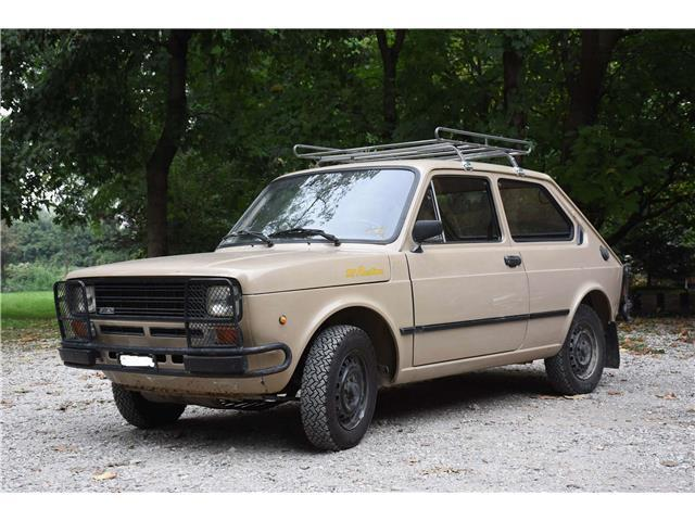 Sold Fiat 127 Rustica Used Cars For Sale Autouncle