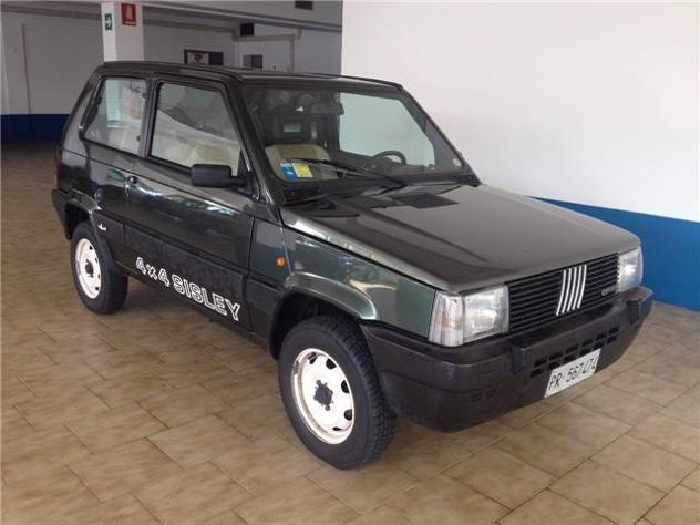 Sold fiat panda 4x4 usata 1987 used cars for sale for Fiat panda 4x4 sisley usata