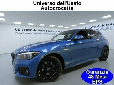 usata BMW 120 d xDrive 5p. Msport Auto EURO 6
