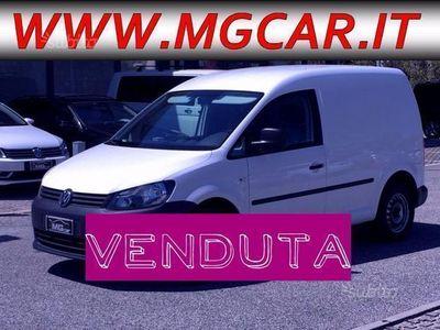 brugt VW Caddy 2.0 ECOFUEL-METANO 4 PORTE-KM 51.000-TEL-G. TRAINO