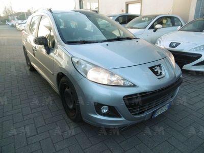 used Peugeot 207 Outdoor SW 8V HDi 112CV del 2011 usata a Alessandria