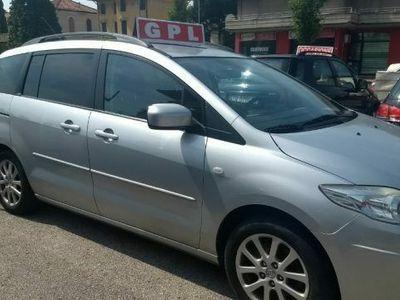 usata Mazda 5 1.8 MZR 16V (115CV) 7 POSTI GPL