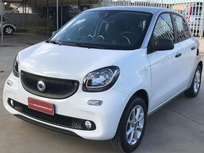 brugt Smart ForFour 70 1.0 Youngster 71CV - NEOPATENTATI