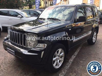 used Jeep Cherokee CHEROKEE2.8 crd Limited auto Dpf