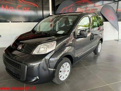 usata Fiat Qubo 1.3 MJT 80 CV Lounge Nero KM 30210
