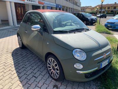 usata Fiat 500C