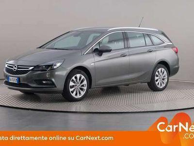 usata Opel Astra SW 1.4 Turbo 110cv Ecom Dynamic S&S Mt6 METANO