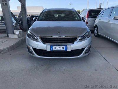 usata Peugeot 308 SW BlueHDi 120 S&S Allure del 2015 usata a Ancona