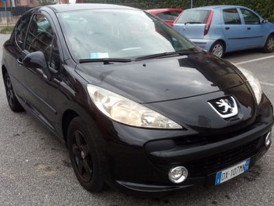 usata Peugeot 207 1.4 GPL