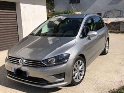 usata VW Golf Sportsvan 1.6 TDI 115CV Executive B