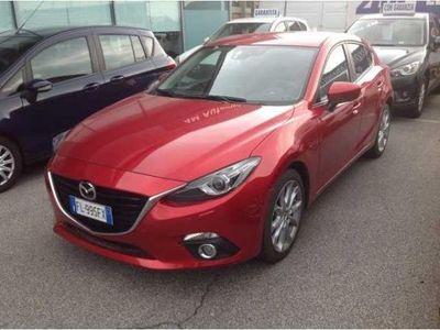 usata Mazda 323F Mazda automatica 1.5 Skyactiv-D Exceed vera aziend