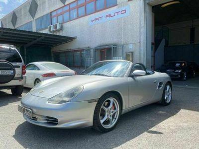usata Porsche Boxster 3.2i 24V cat S EDIZIONE FINALE