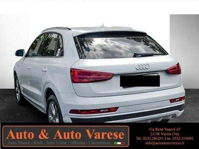 usata Audi Q3 2.0 TDI 150 CV S tronic Sport Sline Navi