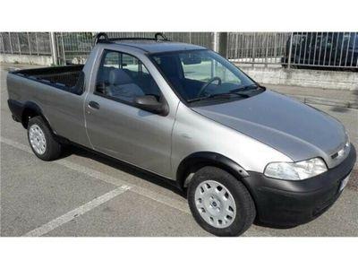 usata Fiat Strada 1.9 JTD Pick-up CLIMA+SERVOST.