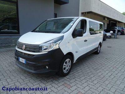 brugt Fiat Talento 1.6 TwinTurbo MJT 125CV PL-TN Combi 15.700 + IVA