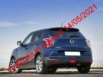 usata Ssangyong Tivoli 1.5 GDI Turbo AWD Comfort
