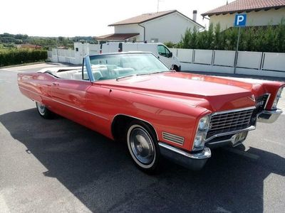usata Cadillac Deville cabriolet - permuta / scambio