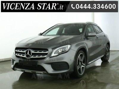 usata Mercedes 220 GLA suvd Automatic 4Matic Premium del 2019 usata a Altavilla Vicentina