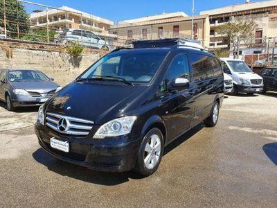 usata Mercedes Viano 3.0 CDI Avantgarde Edition 125 L