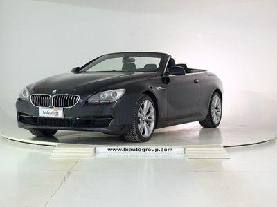 usado BMW 640 Cabriolet d xDrive Futura