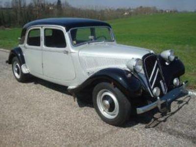 usata Citroën Traction Avant 11b benzina