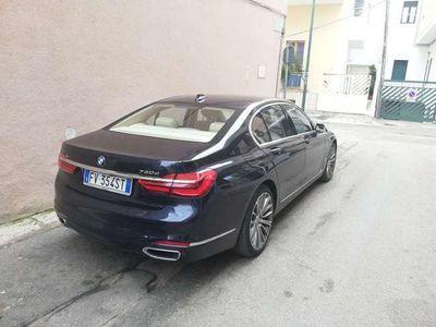 usata BMW 730 xdrive ECCELSA