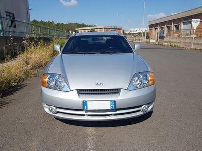 brugt Hyundai Coupé 1.6 16V FX Plus del 2004 usata a Catania
